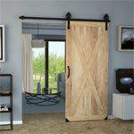 Système type Barn Door